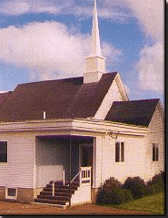 East Hodgdon Church
