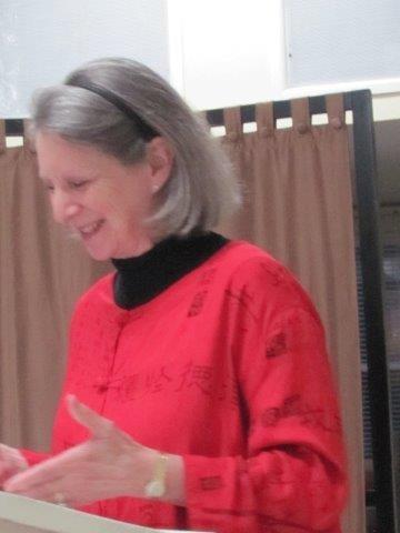 Reading-at-writerhouse_Carole Duff