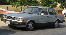 1983 Nissan Maxima like Martha