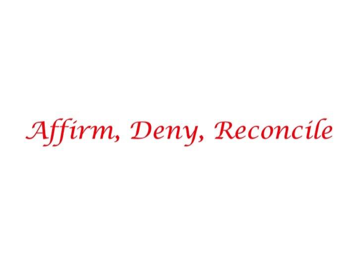 AffirmDenyReconcile