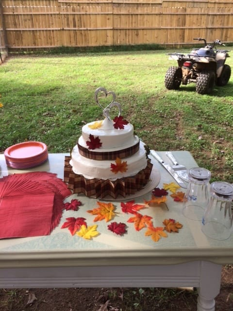 weddingcakeOct2018