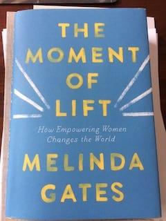 A Heartfelt Message to Melinda French Gates